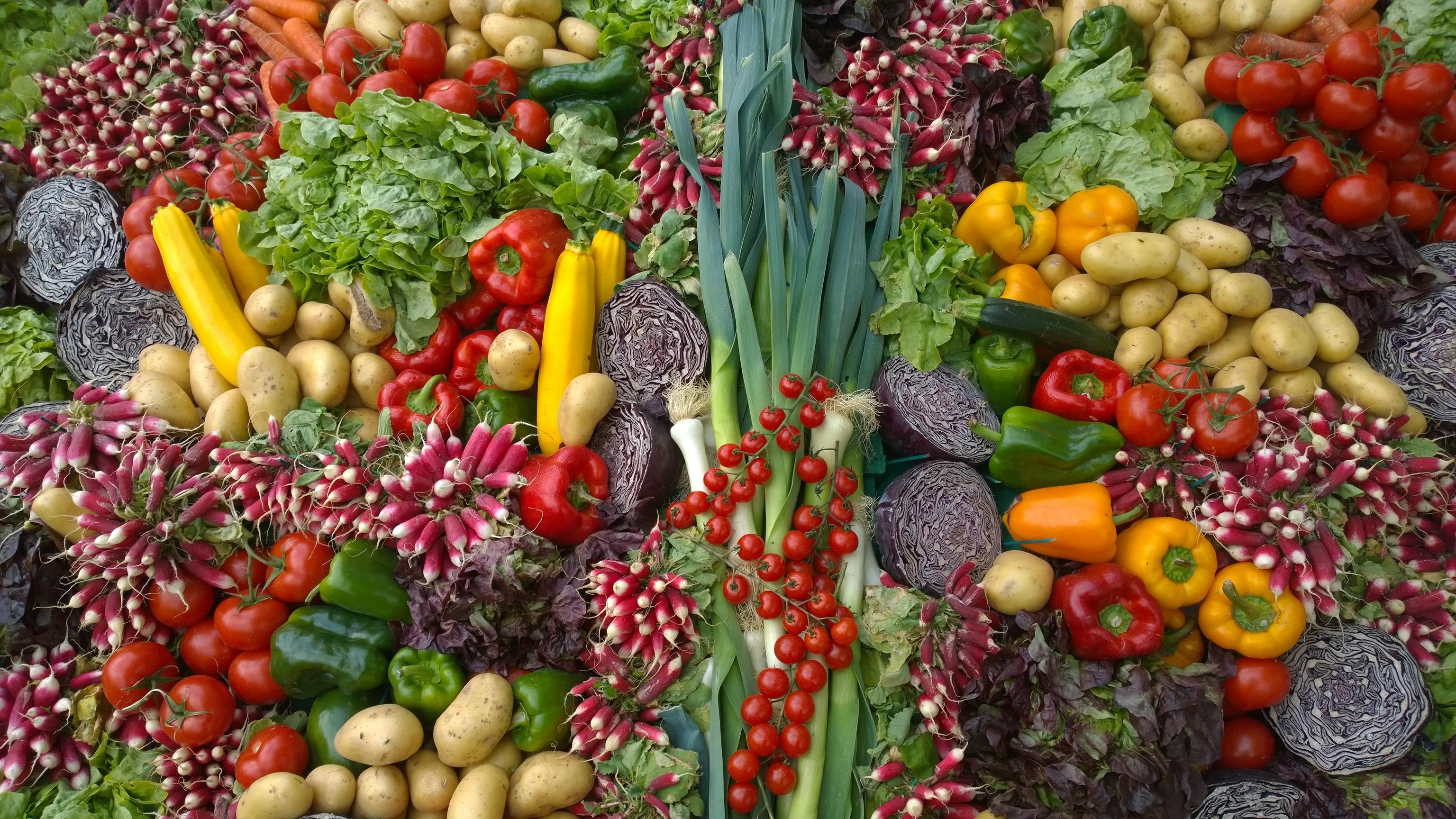 Les fruits et légumes pour la vitamine c