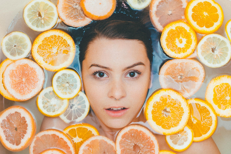 la vitamine c, c'est bon pour la santé